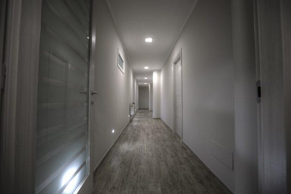 Corridoio - Il Triclinio del Fauno